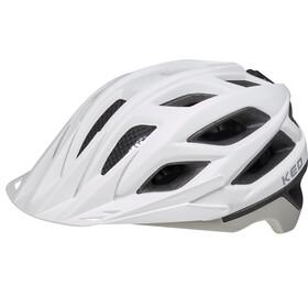 KED Companion Helm white ash matt